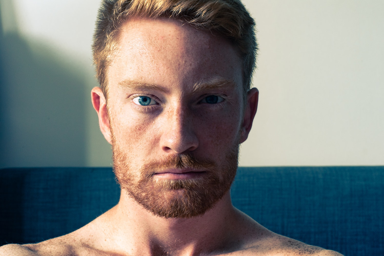 男の顔痩せの方法
